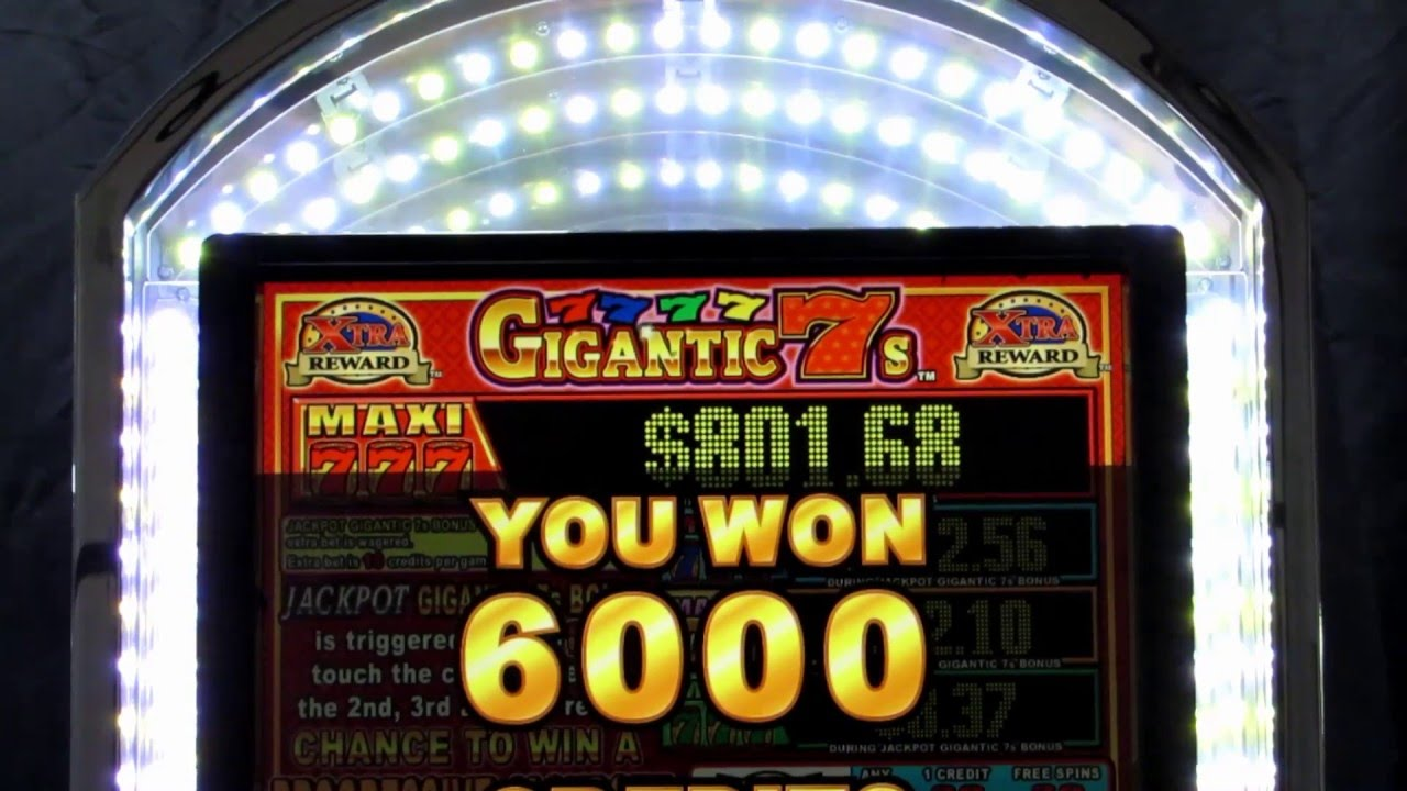 Big 7 Slot Machine
