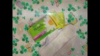 Прокладки Naturella Ultra Maxi // ТЕСТ-ОБЗОР