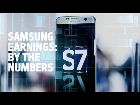 Samsung's First-Quarter Earnings: By the Numbers