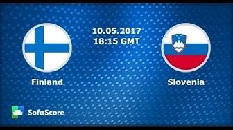 JÄÄKIEKON MM-KISAT 2017 | SUOMI - SLOVENIA