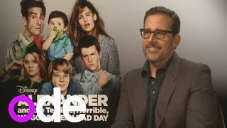 MAKE YOUR DAY BETTER! Listen to Steve Carell