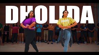 Dholida Dance Video| Shivani Bhagwan and Chaya Kumar| Neha Kakkar, Udit N, Palak M #GarbaFunk #GFunk