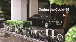 I review of the 4 Seasons hotel during the Covid 19