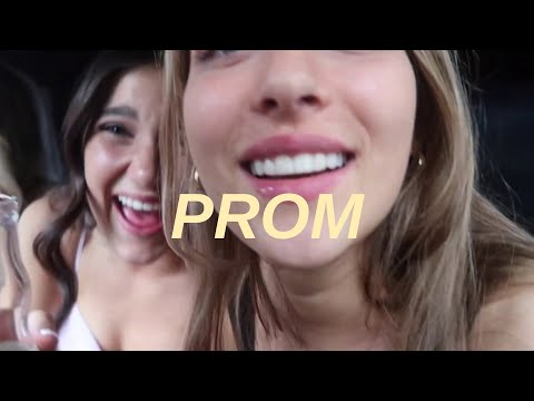 what prom and after prom are really like (montreal edition)