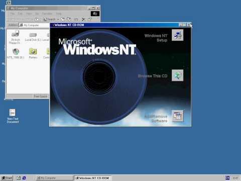 Windows 2000 Vs. Windows NT 0