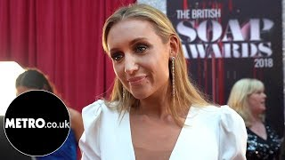 Catherine Tyldesley (Eva Price, Coronation Street) British Soap Awards | Metro.co.uk