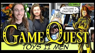 The Game Quest, Volume 1 Chapter 10 - 'Toys II Men'
