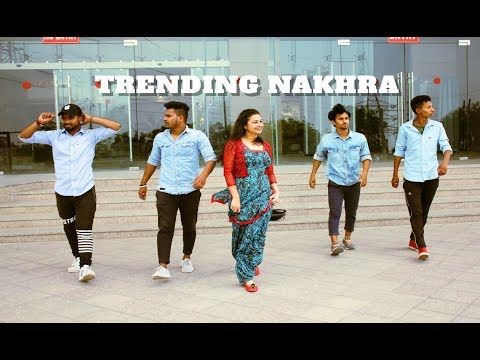 Trending Nakhra | Amrit Maan | Bhangra | EASY STEPS | THE DANCE MAFIA