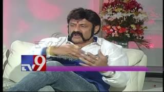 Balakrishna prefers Shriya over Nayanthara. Why ? - TV9