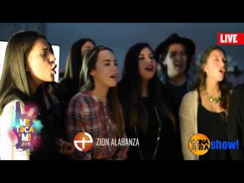 Zion Alabanza LIVE en CONAJEBA Show