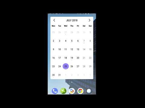 Month Calendar Widget Apps On Google Play