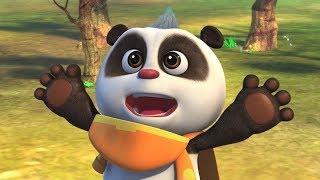Мультики - Кротик и Панда - Блестящие вещи + Таинственное яйцо - Новые мультфильмы для детей