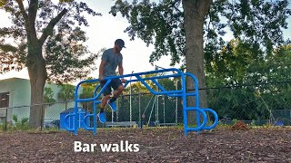 18 Elite Parallel Bar Exercises Outdoor Fitness Equipment