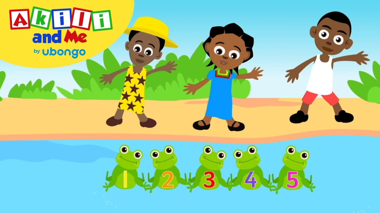 Learn About Amounts! | Counting Animals from Akili and Me | Educational Cartoons for Preschoolers