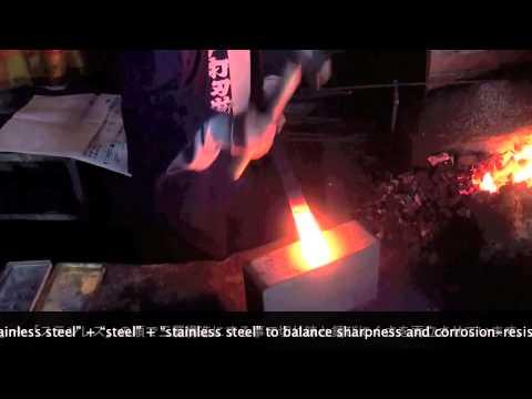 Japanese Knife   Japanese Kitchen Knives Manufacturer TERUYASU FUJIWARA