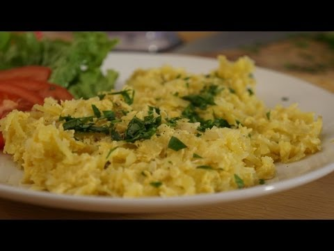 Fast And Easy Egg Potato Recipe