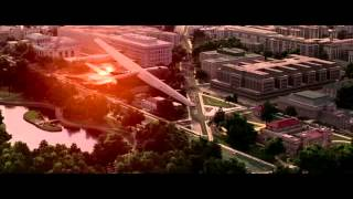 Фильм Падение Олимпа (нарезка отрывков из фильма HD)