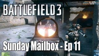 Battlefield 3: Noob Servers, Colored Smoke & Rush Exploit? - Sunday Mailbox #11