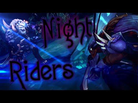 видео: rengar & kha'zix - night riders [Суповой набор #3]