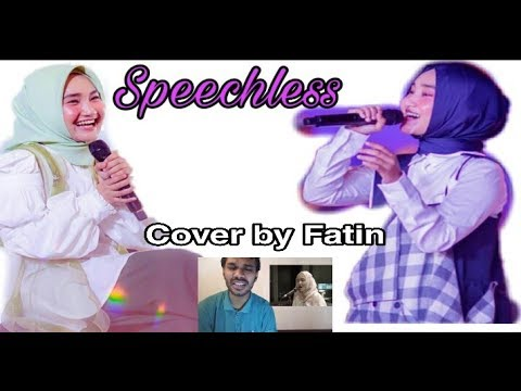 Download Fatin - Speechless Naomi Scott Cover REACTION & REVIEW Mp4 baru