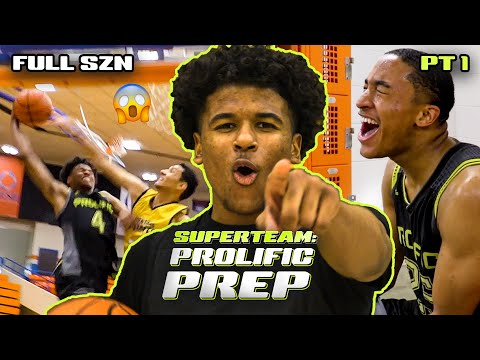 The Prolific Prep MOVIE! How Jalen Green & Nimari Burnett BROKE High School Basketball 😱