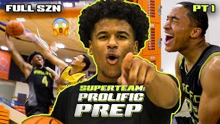 The Prolific Prep MOVIE! How Jalen Green & Nimari Burnett BROKE High School Basketball 😱