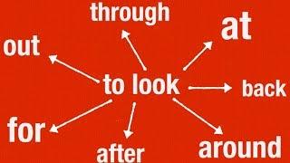 Фразовый глагол TO LOOK. Значения. Примеры из жизни. Урок английского для всех.(, 2014-06-06T05:56:26.000Z)