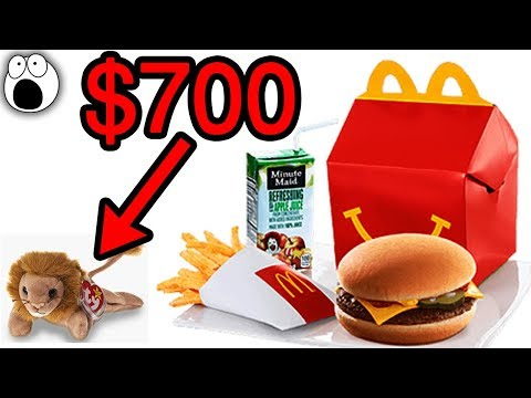 Download Youtube: Top 20 Happy Meal Toys That Are Now Worth Serious Money