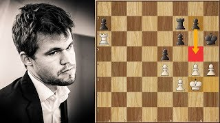 vuclip Nobody Grinds Like The World Champion! | Carlsen vs Nakamura | Sinquefield Cup (2018)