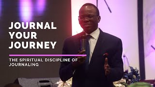Journal Your Journey  Pastor Olayinka Dada   Restoration House Hamilton