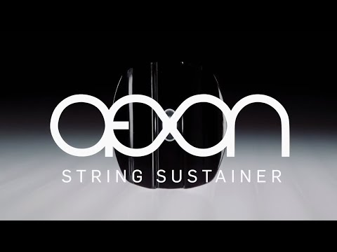 Aeon String Sustainer - Official Product Video