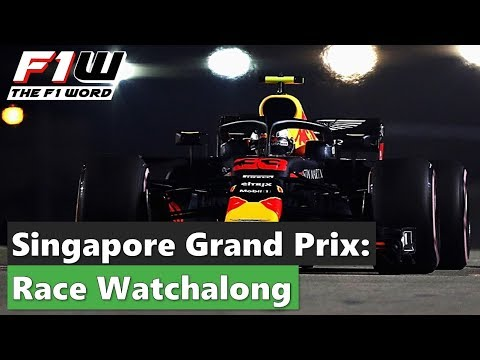singapore grand prix race watchalong replay youtube. Black Bedroom Furniture Sets. Home Design Ideas