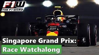 Singapore Grand Prix: Race Watchalong Replay