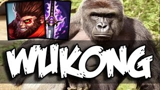 THE ULTIMATE WUKONG - League of Legends