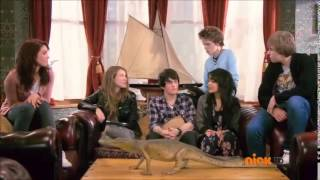 ������� ������� 4 ����� ������ �����. House of Anubis s4 ep 1 subt