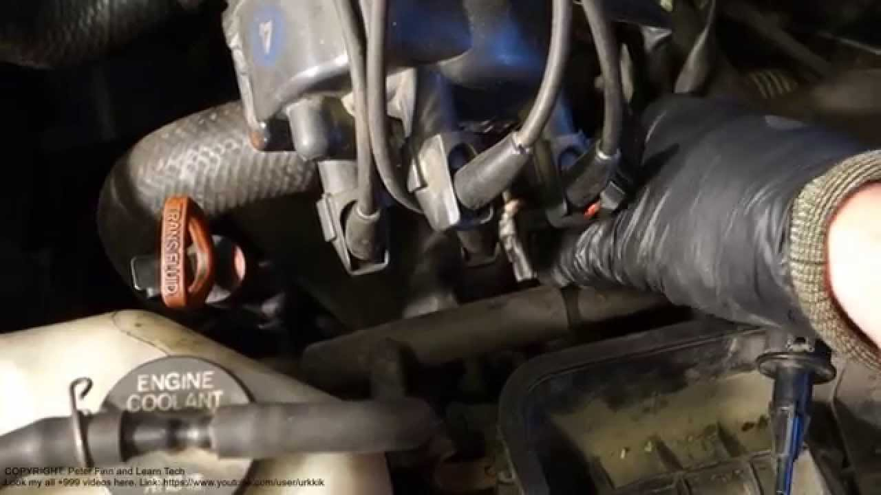 how to test radiator fan sensor toyota corolla  years 1991 to 2002