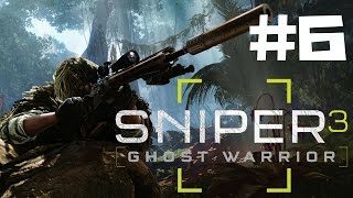 Sniper Ghost Warrior 3 Walkthrough Gameplay Part 6 - Flying Sparks Mission - Ps4 1080p No Commentary