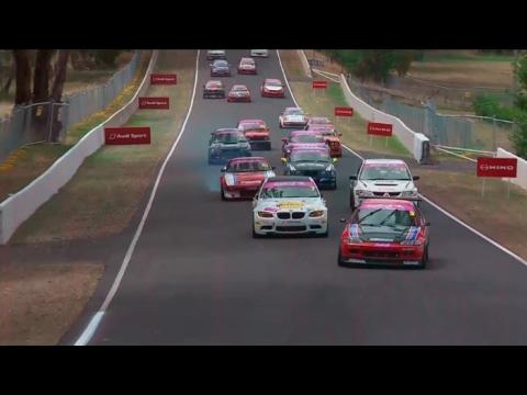 2017 Bathurst 12 Hour - Improved Production - Race 3