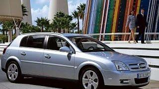 Opel SIGNUM 2.0 Turbo Pierwsza jazda