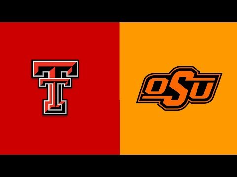 Week 4 2018 Texas Tech at #15 Oklahoma State Full Game Highlights