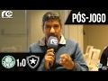 PÓS JOGO - PALMEIRAS x BOTAFOGO (DIRETO DO ALLIANZ)