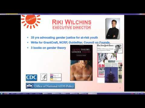 Webinar - Intersectional Giving -- Reconnecting Race, Class and Gender