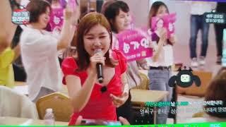 마이리틀텔레비전 송가인 트롯트 메들리 처녀뱃사공+용두산앨레지+홍도야우지마리