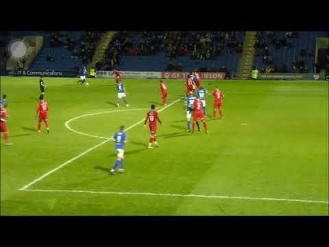 Will Evans last minute Equaliser and Penalty Save vs Ebbsfleet United (5.1.2019)