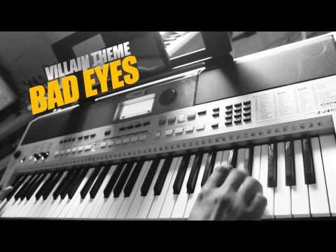 Bad Eyes Villain theme (Kathi) in keyboard - Mylees Academy