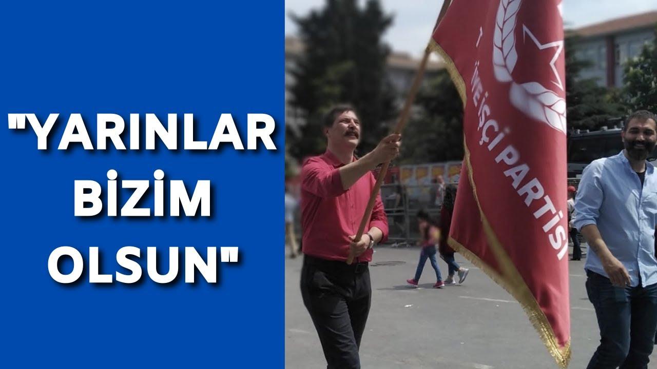 Türkiye İşçi Partisi'nden 2021 mesajı: Yarınlar bizim olsun