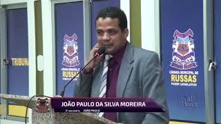 João Paulo   Pronunciamento 25 06 2019
