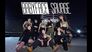 Bhad Bhabie - Babyface Savage (feat. Tory Lanez)⎪HERTZ Choreography⎢DASTREET DANCE