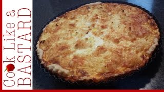 Bacon And Tater Tot Quiche