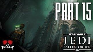 NETOPÝR BOSS! | Star Wars: Jedi Fallen Order #15